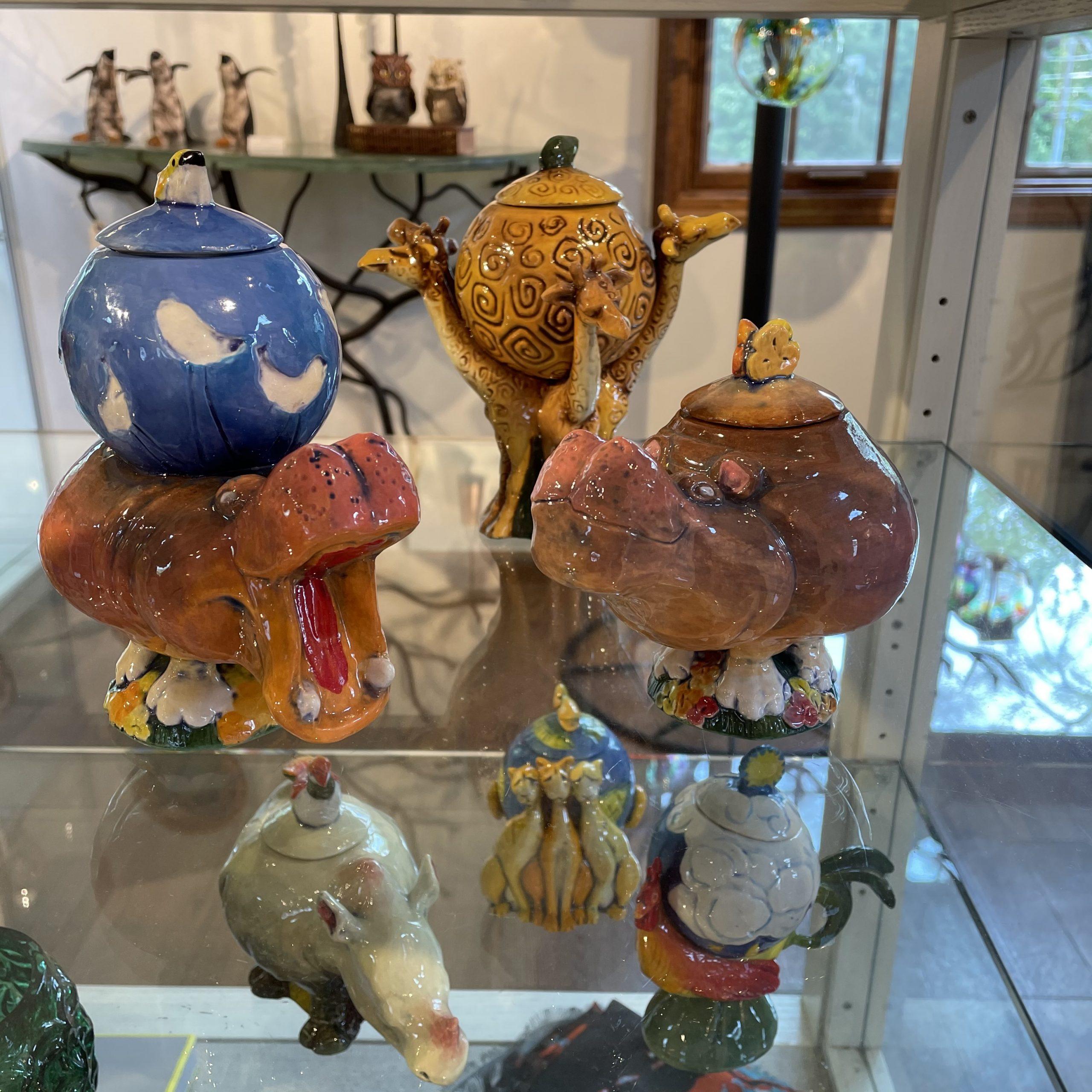 DaNisha ceramic animal illinois