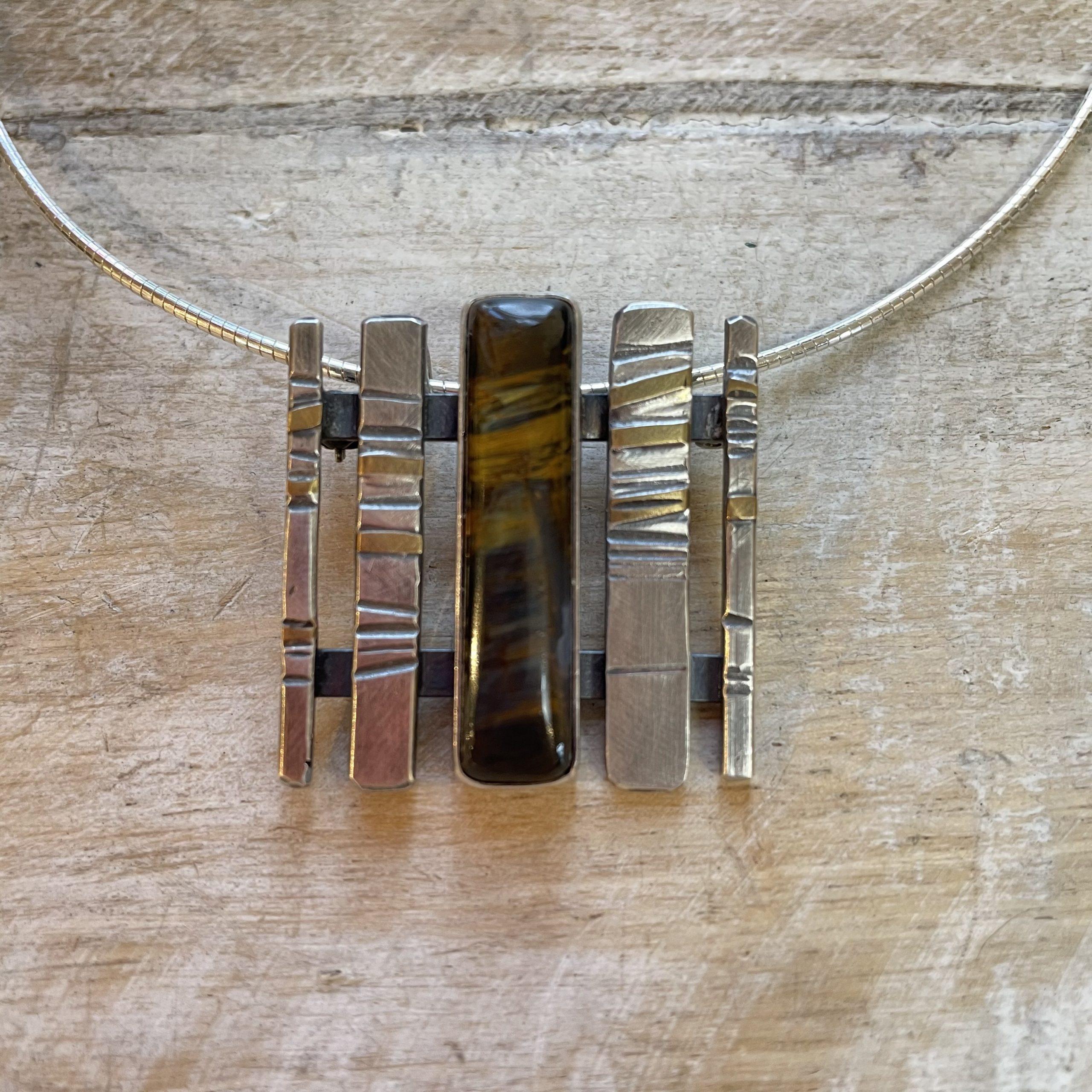 James Leterneau silver jewelry illinois gallery