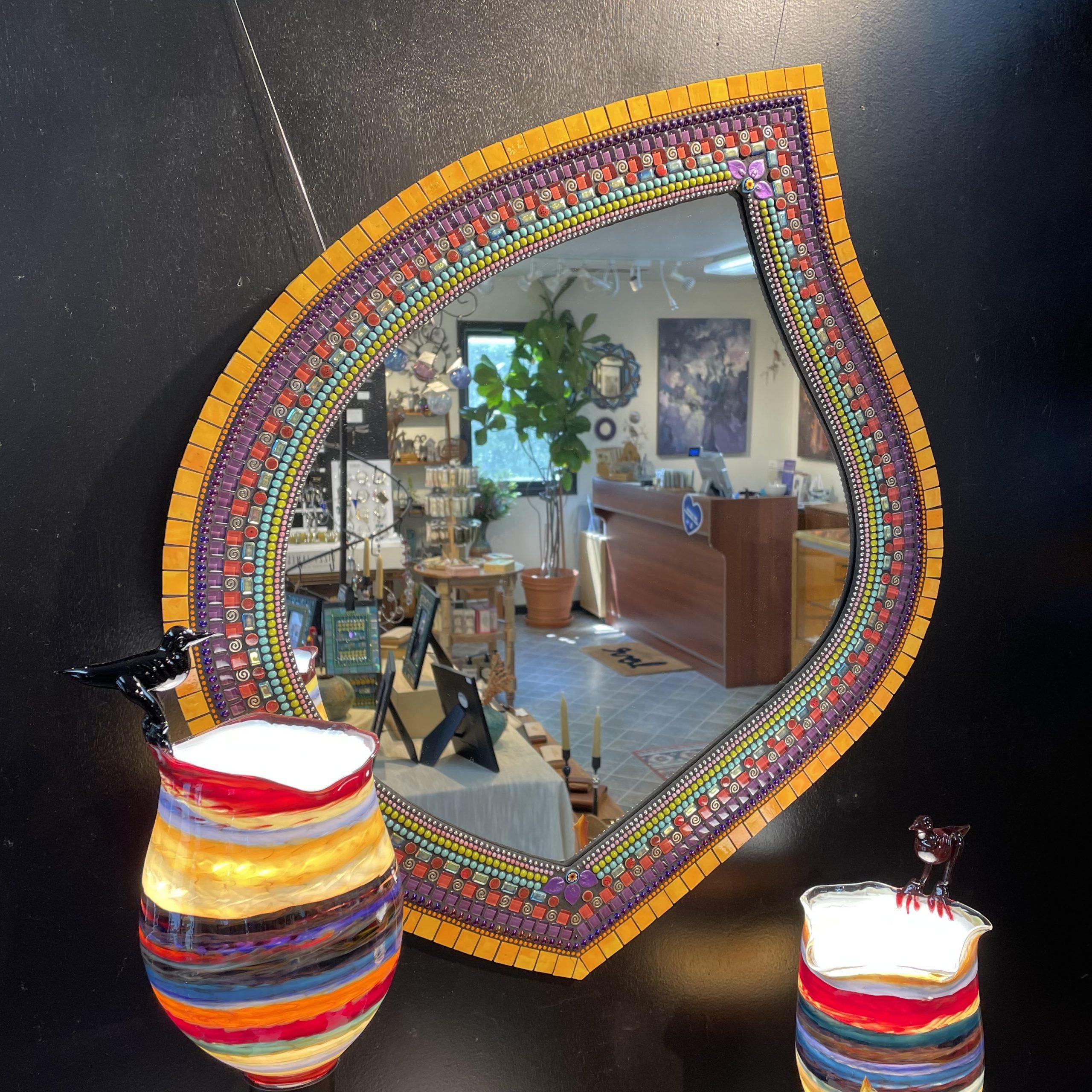zetamari mosaic mirror illinois gallery