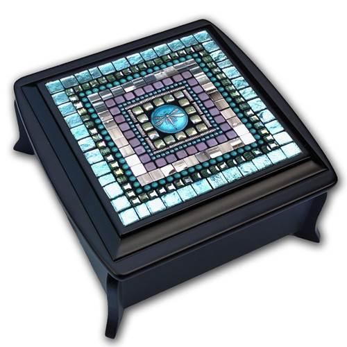 zetimari mosaic jewelry box illinois gallery