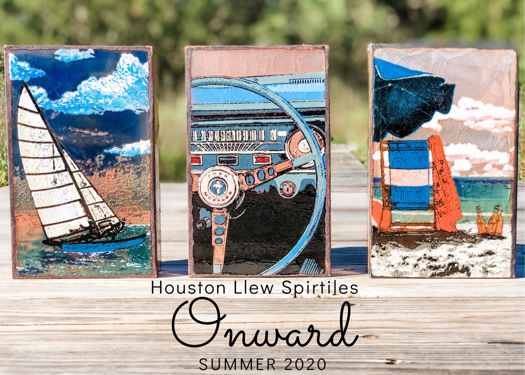 Houston Llew Spiritile summer 2020